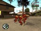 Liger Zero Em (Zoids) for GTA San Andreas top view