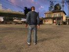 Джинсы как у Тревора GTA 5 для GTA San Andreas вид сбоку