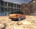 Range Rover Sport 2010 для Mafia: The City of Lost Heaven вид сзади слева