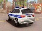 BMW X5 - Croatian Police Car for GTA San Andreas inside view