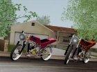 Kawasaki Ninja 150SS Drag Thaistyle для GTA San Andreas