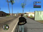 Сумка Gamemodding для GTA San Andreas вид сзади слева