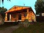 Новые текстуры домов по всему Грув Стриту for GTA San Andreas left view