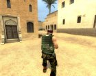 New Old Guerilla for Counter-Strike Source rear-left view