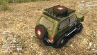 ВАЗ 21214 for Spintires DEMO 2013 rear-left view