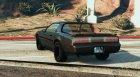 Knight Rider Kitt for GTA 5 rear-left view