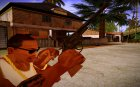 S&W M29 из RE 5 for GTA San Andreas left view