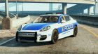 Porsche Panamera Turbo - Need for Speed Hot Pursuit Police Car