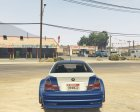 "BMW M3 GTR E46 ""Most Wanted"" для GTA 5 вид изнутри"