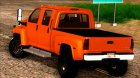 GMC Topkick C4500 for GTA San Andreas top view