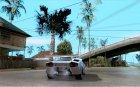 Lamborghini Countach LP5000 для GTA San Andreas вид сверху