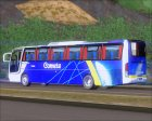 Busscar Vissta Buss LO Cometa for GTA San Andreas top view