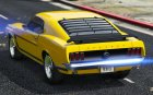 1969 Ford Mustang Boss 302 1.0 for GTA 5 left view