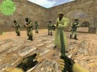 Osama Bin Laden for Counter-Strike 1.6 side view