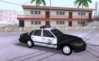 1992 Ford Crown Victoria LAPD