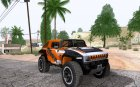 Hummer HX Concept from DiRT 2
