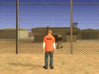 Michael Scofield Prison Break for GTA San Andreas inside view