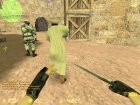Osama Bin Laden for Counter-Strike 1.6 right view