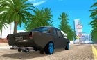 Газ Волга 2410 Drift Edition для GTA San Andreas вид сверху
