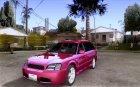 Subaru Legacy Station Wagon