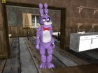 Bonnie из Five Nights Att Freddy's for GTA San Andreas rear-left view