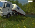 Water trailer v 1.0 для Farming Simulator 2015 вид изнутри