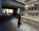 Realistic/enchanced SAS Reskin V2 для Counter-Strike Source вид изнутри