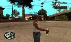 Drinking Mod for GTA San Andreas left view