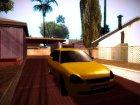 Лада Приора хэтчбек for GTA San Andreas rear-left view