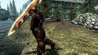 Аллигатор для TES V Skyrim вид изнутри