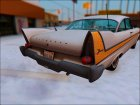 1958 Plymouth Fury для GTA San Andreas вид сзади слева