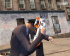 P90 Asiimov for Mafia: The City of Lost Heaven inside view