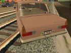 Пак машин АЗЛК by Vone для GTA San Andreas вид сбоку