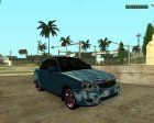 Lada Priora for GTA San Andreas left view