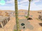 aim_desert for Counter-Strike 1.6 rear-left view