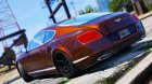 Bentley Continental GT 2012 v1.1 для GTA 5 вид слева