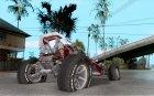 Bandito для GTA San Andreas вид сверху