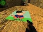 Логотип свинка пеппа for Counter-Strike 1.6 rear-left view