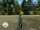 Hud mod для GTA Vice City вид слева