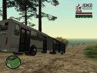 Прицеп к ЛиАЗ 6212 Питерская версия для GTA San Andreas вид слева