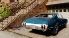 Oldsmobile 442 1970 for GTA 4 rear-left view