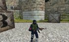 Genin - Naruto Sensei для Counter-Strike 1.6 вид слева