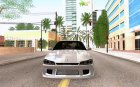 Nissan Silvia S15 Stanced for GTA San Andreas inside view