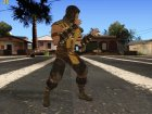 Scoprion from Mortal Kombat X для GTA San Andreas вид слева