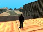 GTA 1 Map для GTA San Andreas вид сзади