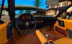 Ferrari 328 GTB для GTA San Andreas вид сбоку
