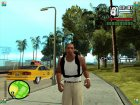 Старый Си Джей for GTA San Andreas left view