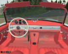Mercedes-Benz 300SL Roadster for Mafia: The City of Lost Heaven inside view