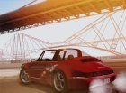 Porsche 911 Carrera 4 Targa (964) 1989 for GTA San Andreas rear-left view