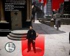Форма полиции Сан-Франциско для GTA 4 вид сбоку